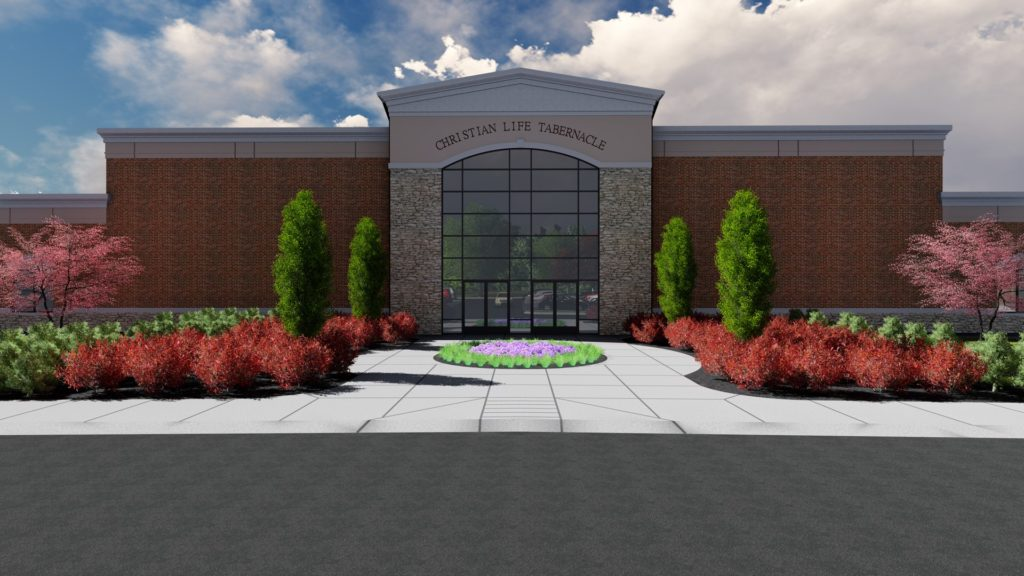 CLT New Church Rendering