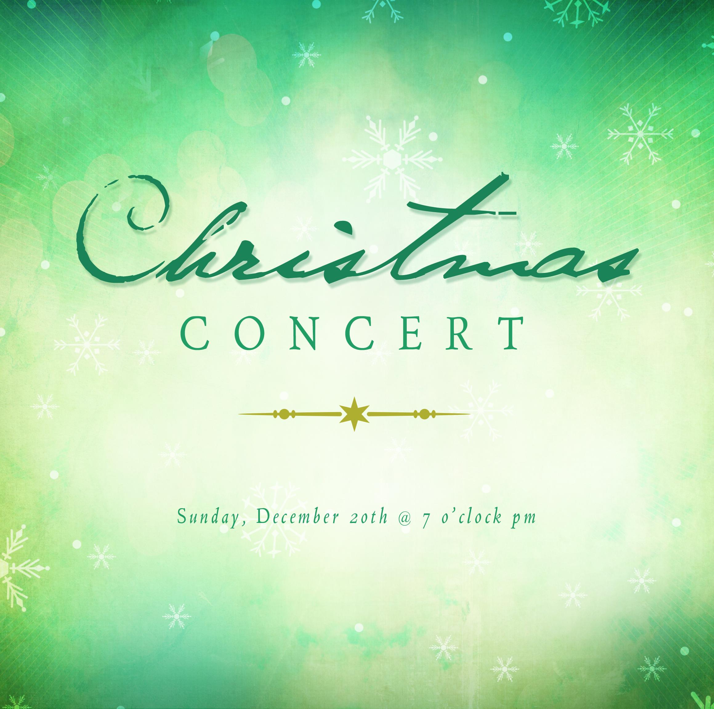 Christmas Concert Christian Life Tabernacle