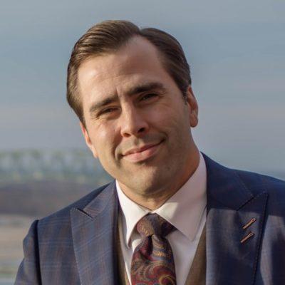 Pastor Caleb Adams